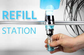 Gihale Refill Station